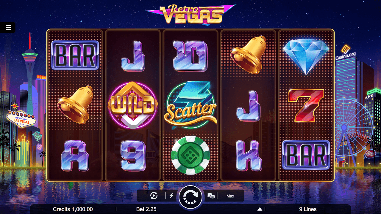 Intriguing Technologies Behind Slot Machine Games