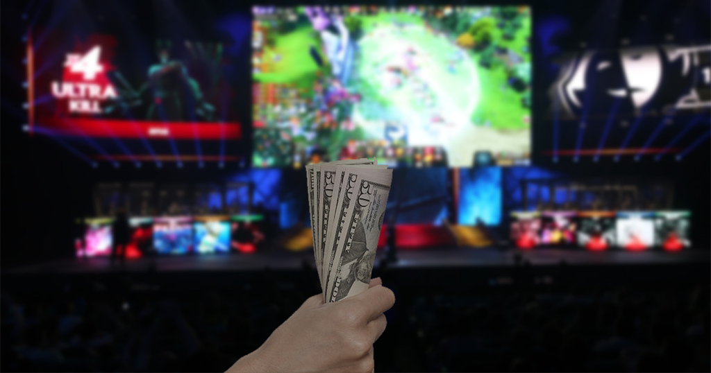 eSports Betting – A New Kind In The Gambling Sector
